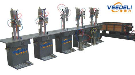 半自动聚氨酯发泡胶灌装机