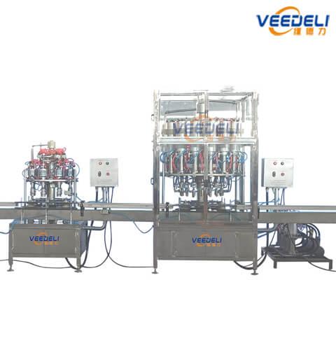 气雾剂灌装机VDL304